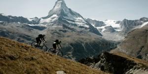 biking zermatt 2