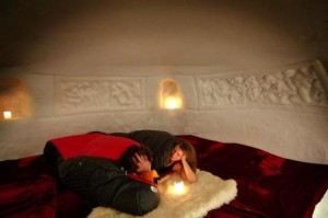 iglu dorf romantic suite