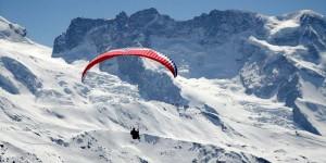 paragliding zermatt 2