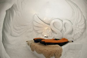 romantic igloo