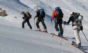 skiing haute route 3