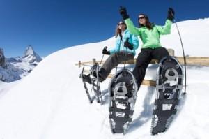 snowshoe zermatt