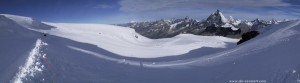 summer ski Zermatt 1