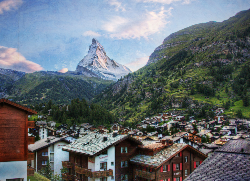 Basic history of zermatt zermatt