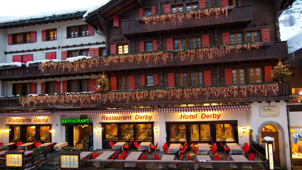 Hotel derby zermatt for Derby hotels