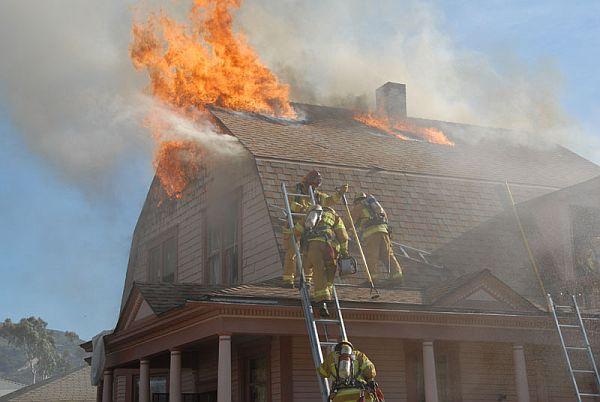 Fire emergerncy