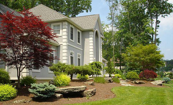 house landsacpe