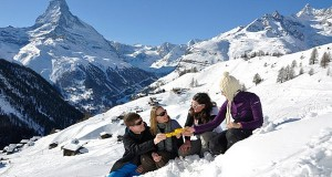 tourist spots in Zermatt