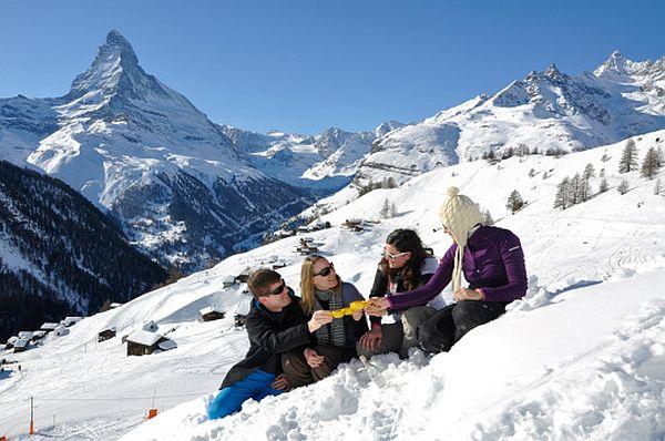 tourist spots in Zermatt
