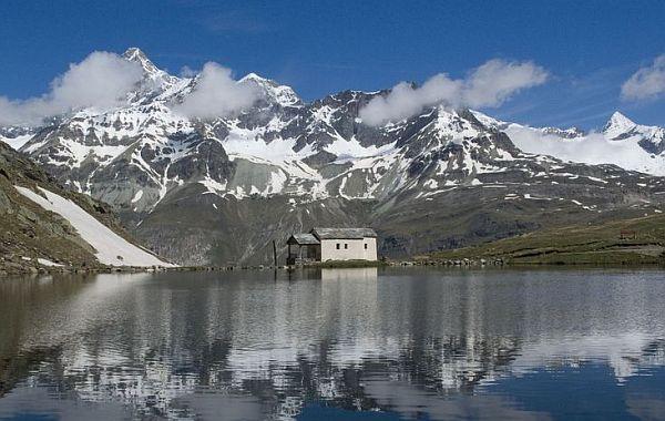 zermatt Schwarzsee Lake